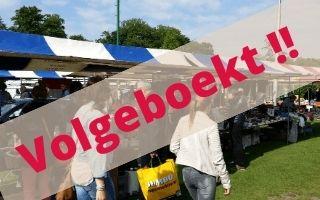 Vlooienmarkt Tilburg 15 augustus 2021