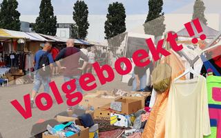 Vlooienmarkt Breda, Makro 17 oktober 2021
