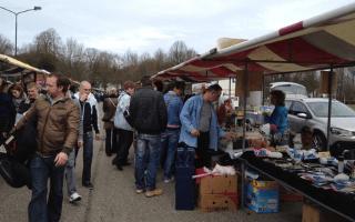 Vlooienmarkt Oosterhout 18 juli 2021