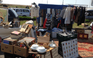 Vlooienmarkt Waalwijk 1 augustus 2021