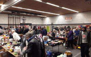 Vlooienmarkt Breda 14 november 2021
