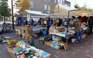 Koopjesmarkt Goirle 5 september 2021