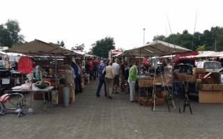Vlooienmarkt Tilburg 25 juli 2021
