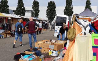 Vlooienmarkt Breda, Makro 19 september 2021