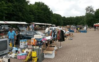Vlooienmarkt Dongen 22 augustus 2021