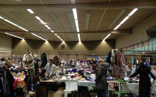 Vlooienmarkt Boxmeer 16 januari 2022